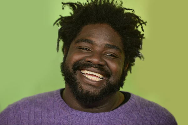 Ron funches car carousel