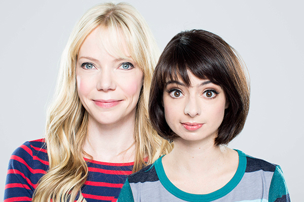 Garfunkel and Oates | Show Hole | Kate micucci, Billboard ...