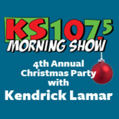 KS107.5 Morning Show 4th Annual Holiday Party