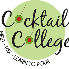 Cocktail College Mix Mingle learn to Pour