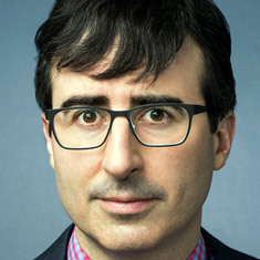 John Oliver at Buell Theatre