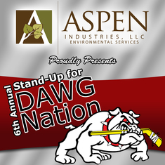 Stand-Up for  Dawg Nation Comedy Event