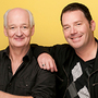 Colin Mochrie & Brad Sherwood at Paramount Theatre