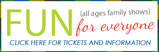 Familyshows banner ticketsandinformation